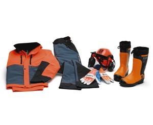 Skyddskläder och skyddsutrustning